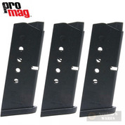 ProMag SMI20 Smith & Wesson BODYGUARD .380ACP 6RD Magazine 3-PACK
