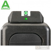 AmeriGlo GLOCK 17-39 i-DOT TRITIUM Front / Rear SIGHTS SET GL-101