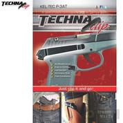 Techna KEL-TEC P3AT P32 Belt CLIP IWB Conceal Carry RH P3BR