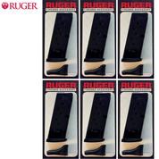 Ruger LC9 LC9S 9mm 7-Round Magazine 6-PACK 12 x Floorplates 90363
