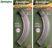 REMINGTON 597 22LR 30Rd CLEAR Magazine 2-PACK 19667