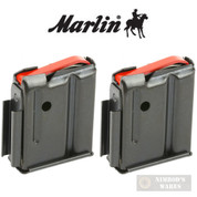 Marlin Bolt Action MAGAZINE 2-PACK 4 Round 17HMR 22WMR 25M 25MN 925M 917 XT-17 71921