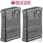 Ruger PRECISION / SCOUT Rifle .308 WIN 10 Round MAGAZINE 2-PACK AI-Style 90563 GENUINE