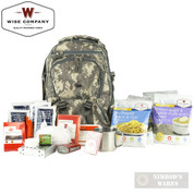 Wise 5-Day SURVIVAL BACKPACK 32 Servings First Aid Cooking 01-622GSG