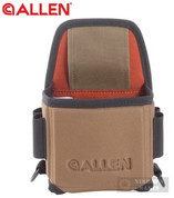 Allen Single Box SHELL CARRIER Shotgun Brown 8310