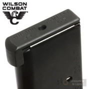 Wilson Combat Lo-Profile BASE PAD for ETM .45 ACP Magazines 500BLP45