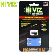 HiViz RUGER SR22 Front SIGHT LiteWave 3 Litepipes SR22