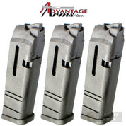 Advantage Arms CONVERSION MAGAZINE 3-PACK 22LR 10 Round Glock 19 23 AACLE1722