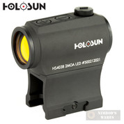 HOLOSUN Micro Red Dot SIGHT 2 MOA Hi / Low Mount HS403B - Add to cart for sale price!