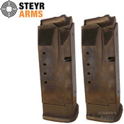 Steyr M and L-A1 .40 S&W 10 Round MAGAZINE 2-PACK M40-A1 3901050501