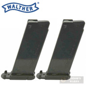 Walther PPS .40SW 5 Round MAGAZINE 2-PACK 2796554