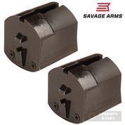 SAVAGE A22 Rifle .22LR 10 Round MAGAZINE 2-PACK Rotary 90023