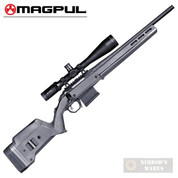 MAGPUL Ruger American Short Action HUNTER STOCK + MAGAZINE MAG931-GRY