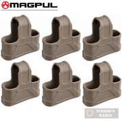 MAGPUL Original 5.56 Magazine Assist 6PK - MAG001-FDE