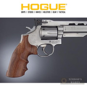 HOGUE GRIP Smith & Wesson S&W K or L REVOLVER Square Butt 10300 - Add to cart for sale price!