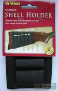Allen Company ALN205 Buttstock Shotgun 5 Shell Holder Black