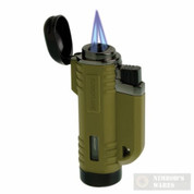 TURBOFLAME VFlame Windproof Survival BLOWTORCH LIGHTER 2500F 21097