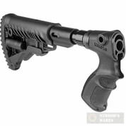 FAB Remington 870 Carbine-Style Recoil-Reducing Adj. Buttstock KIT