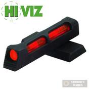 HiViz Springfield XD XDS XDM Front Sight w/ 3 LitePipes XD2014