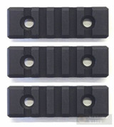 Diamondhead Short Rail Kit (3Pk) for V-RS Drop-In Handguard 2831