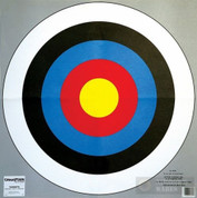 "CHAMPION 40796 ARCHERY 24"" BullsEye TARGET 2-Pack"