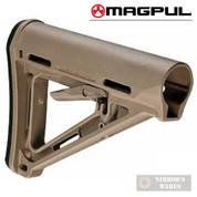 MAGPUL MOE Carbine STOCK AR15 M16 MAG400-FDE Mil-Spec
