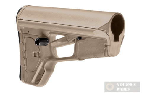 MAGPUL ACS-L™ Carbine Stock Mil-Spec Model AR-15 MAG378-FDE
