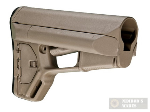 MAGPUL MAG371-FDE ACS Carbine Commercial Stock w/ Storage