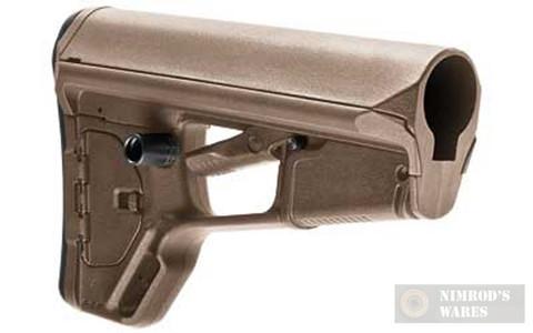 MAGPUL ACS-L (Adaptable Carbine Stock - Light) Carbine STOCK Commercial - Flat Dark Earth - MAG379-FDE