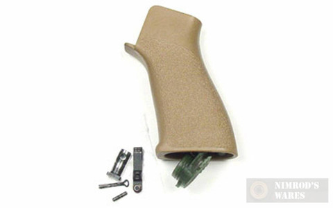 Tango Down BG-16 BATTLEGRIP FDE: Textured + Battery Storage
