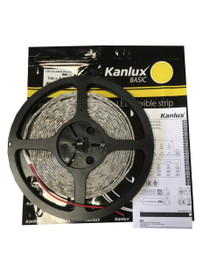 5 Metres Kanlux Basic 12V LED 2835 Strip Lights Neutral White IP54