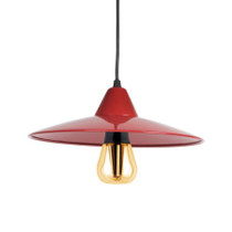 Jovit-R  Modern Red Kanlux Ceiling Pendant LED Lamp Lights E27