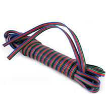 100 Metres 4 Wire Lighting Extension Cable for 12V LED RGB Strip Light