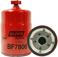 Baldwin BF7806 Fuel/Water Separator Spin-on with Drain