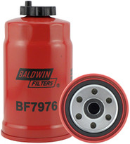 Baldwin BF7976 Fuel/Water Separator Spin-on with Drain
