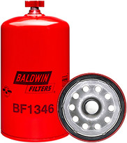 Baldwin BF1346 Fuel/Water Separator Spin-on with Drain