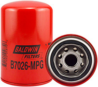 Baldwin B7026-MPG Maximum Performance Glass Hydraulic Spin-on