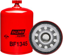 Baldwin BF1345 Fuel/Water Separator Spin-on with Drain