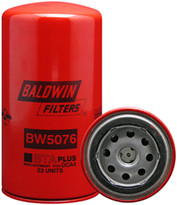 Baldwin BW5076 Coolant Spin-on with BTA PLUS Formula