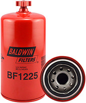 Baldwin BF1225 Fuel/Water Separator Spin-on with Drain