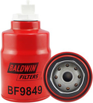 Baldwin BF9849 Fuel/Water Separator Spin-on with Drain