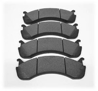 Bendix E10907861 Disc Brake Pad Set for 66mm Calipers