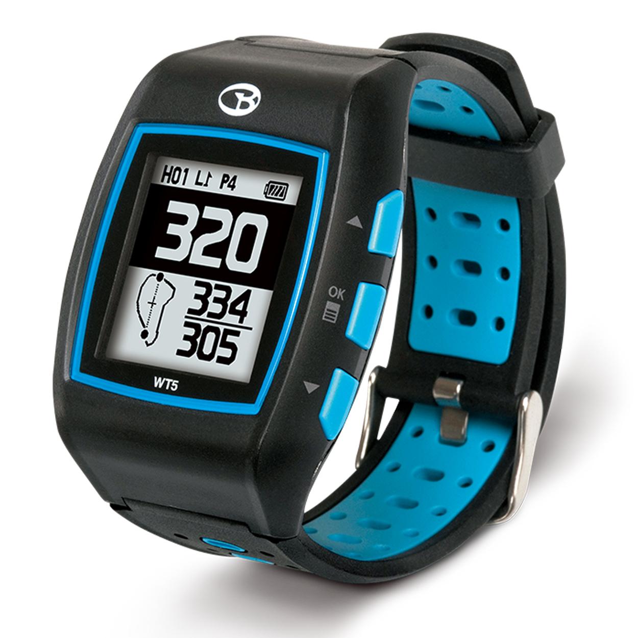 golfbuddy wt5 gps rangefinder watch. Black Bedroom Furniture Sets. Home Design Ideas