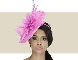 NICOLETTE - Magenta Pink