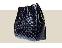 POUCH BAG - Navy