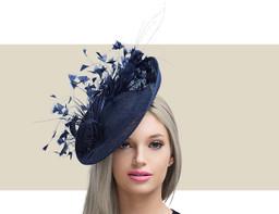LINDA - Navy Blue