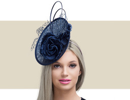 JENNIFER - Navy Blue