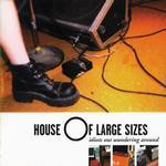 "House of Large Sizes ""Idiots Out Wondering Around"" Live CD"