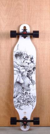 Arbor Longboard Category