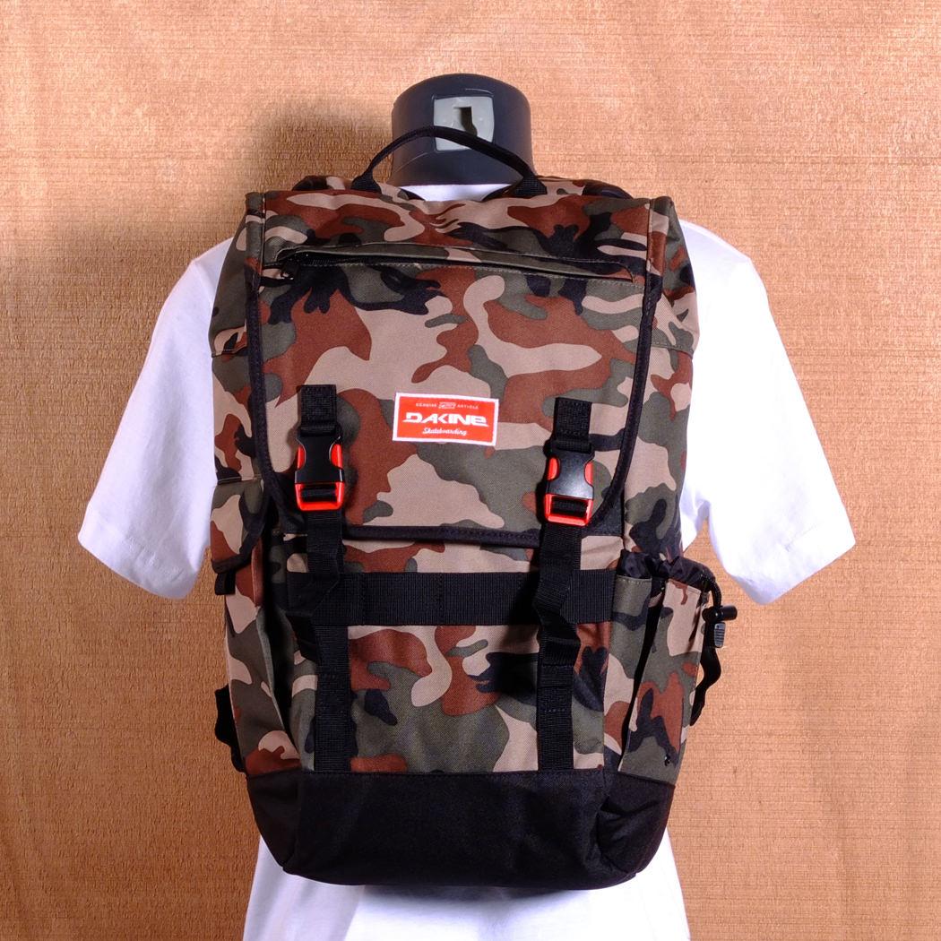 Dakine Ledge 25L Camo Backpack - The Longboard Store